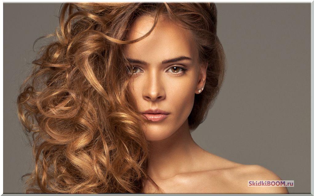 Укладка волос на длинные волосы