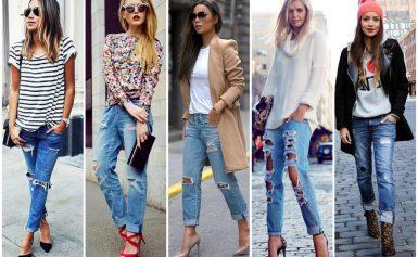Какие джинсы сейчас в моде?