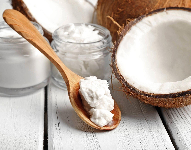 Как использовать кокосовое масло для волос?
