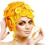 Фруктовые маски для волос