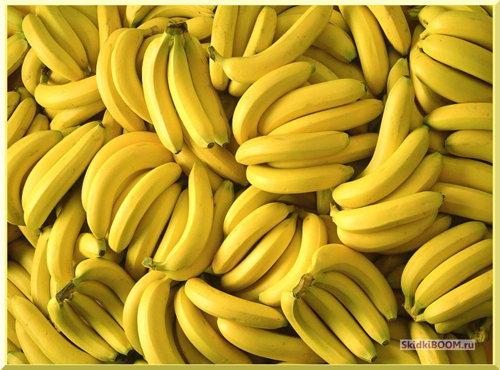 Ешьте бананы от похмелья