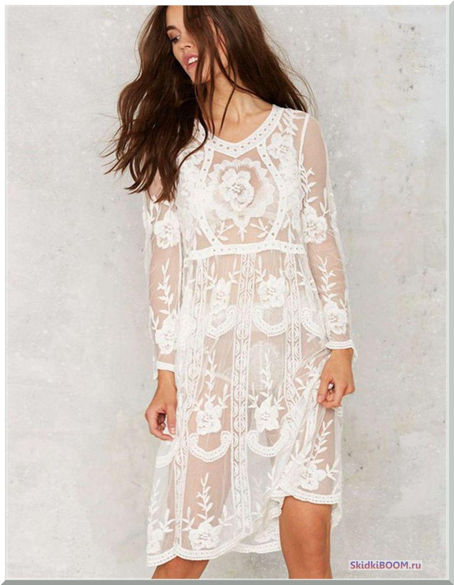 Модные тенденции в одежде вечерний образ2