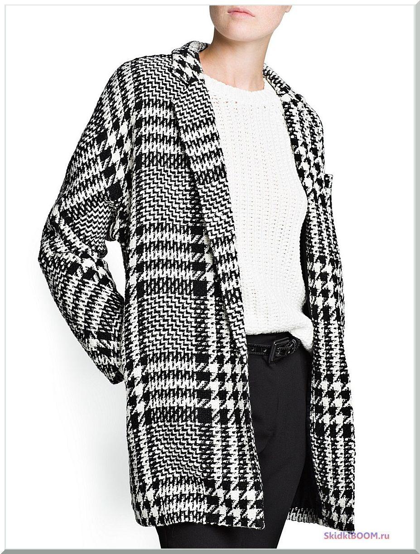 Модные тенденции в одежде пиджак в клетку