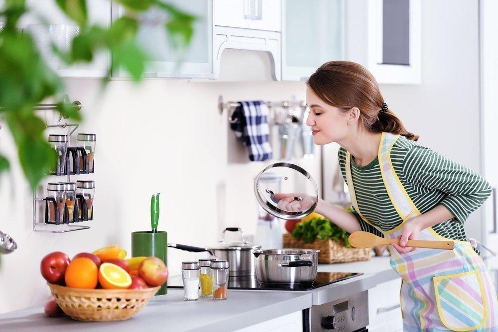 Полезная еда. Рецепты на каждый день для стройной фигуры