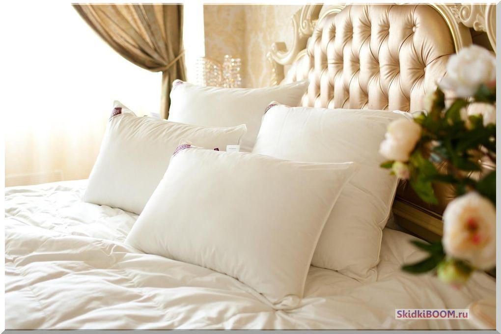 Как выбрать хорошую подушку для сна - наполнитель