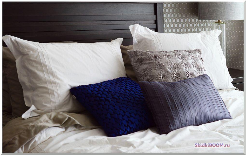 Как выбрать хорошую подушку для сна - форма