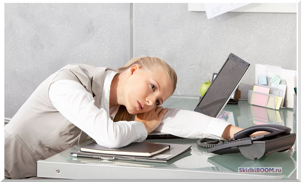 Как избавиться от усталости и сонливости