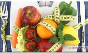 Считаем калории и худеем!