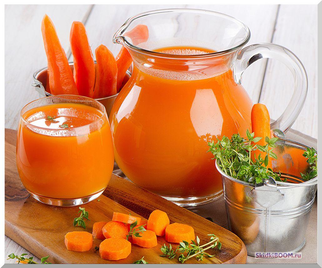 Чем полезна морковь для организма очищение от токсинов картинка