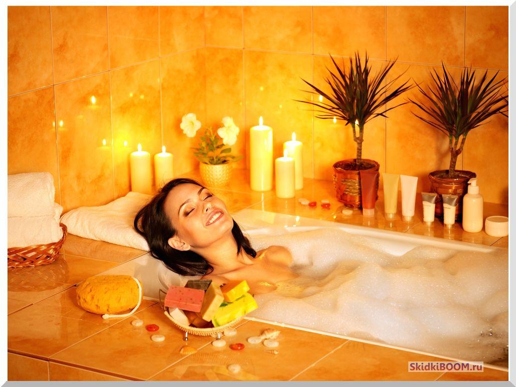 как избавиться от усталости и сонливости - ванна