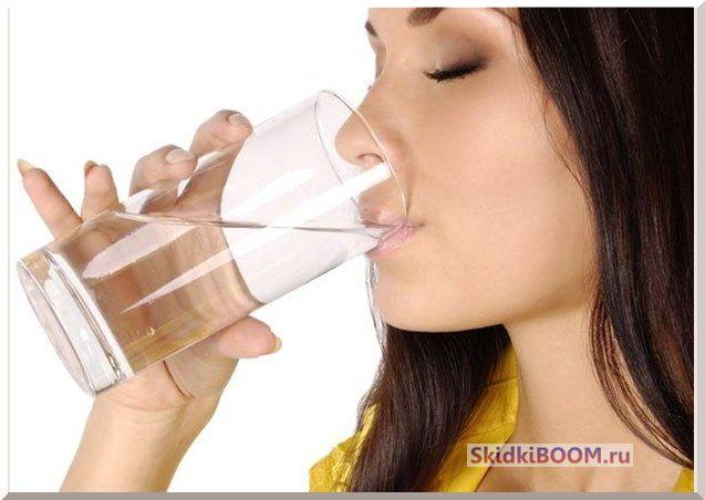 пейте воду утром фото