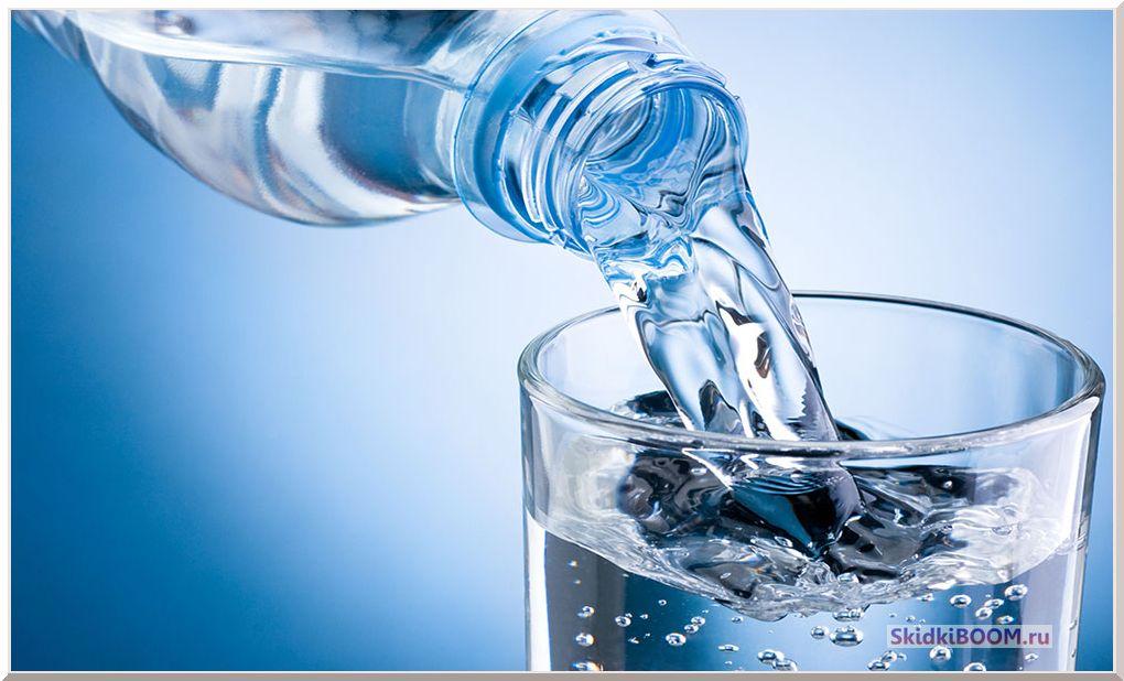 пить воду картинка