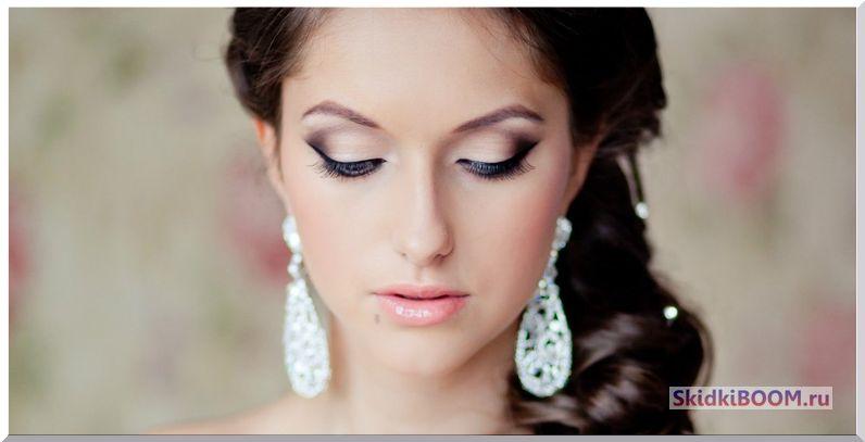 svadebСвадебный макияж для невесты фото