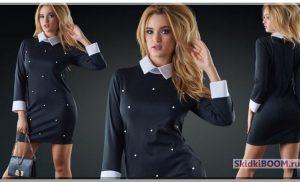 Модное платье с воротничком – элегантность вашего образа!